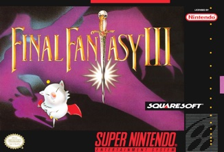 ...anyone who has read any of our gaming coverage always knows that I adore the hell out of the old school  Final Fantasy  games, and I will play this one, again, and again. SNES controller for FF3? Sold.