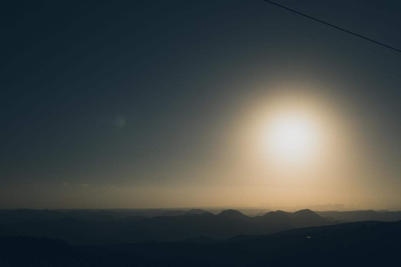 Arta sunset
