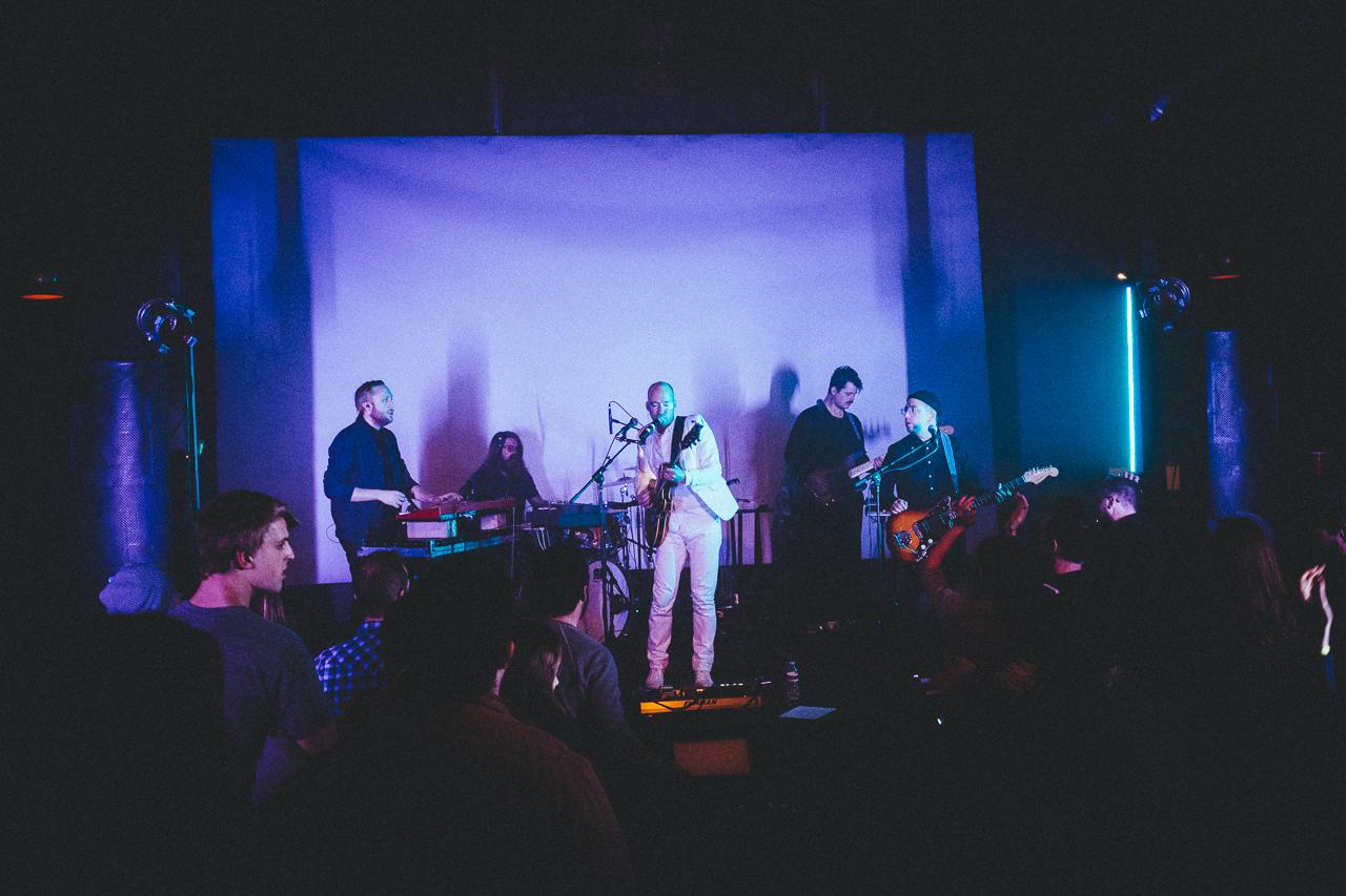 "Greycoats album ""Adrift"" release concert. Minneapolis, MN, 2015."