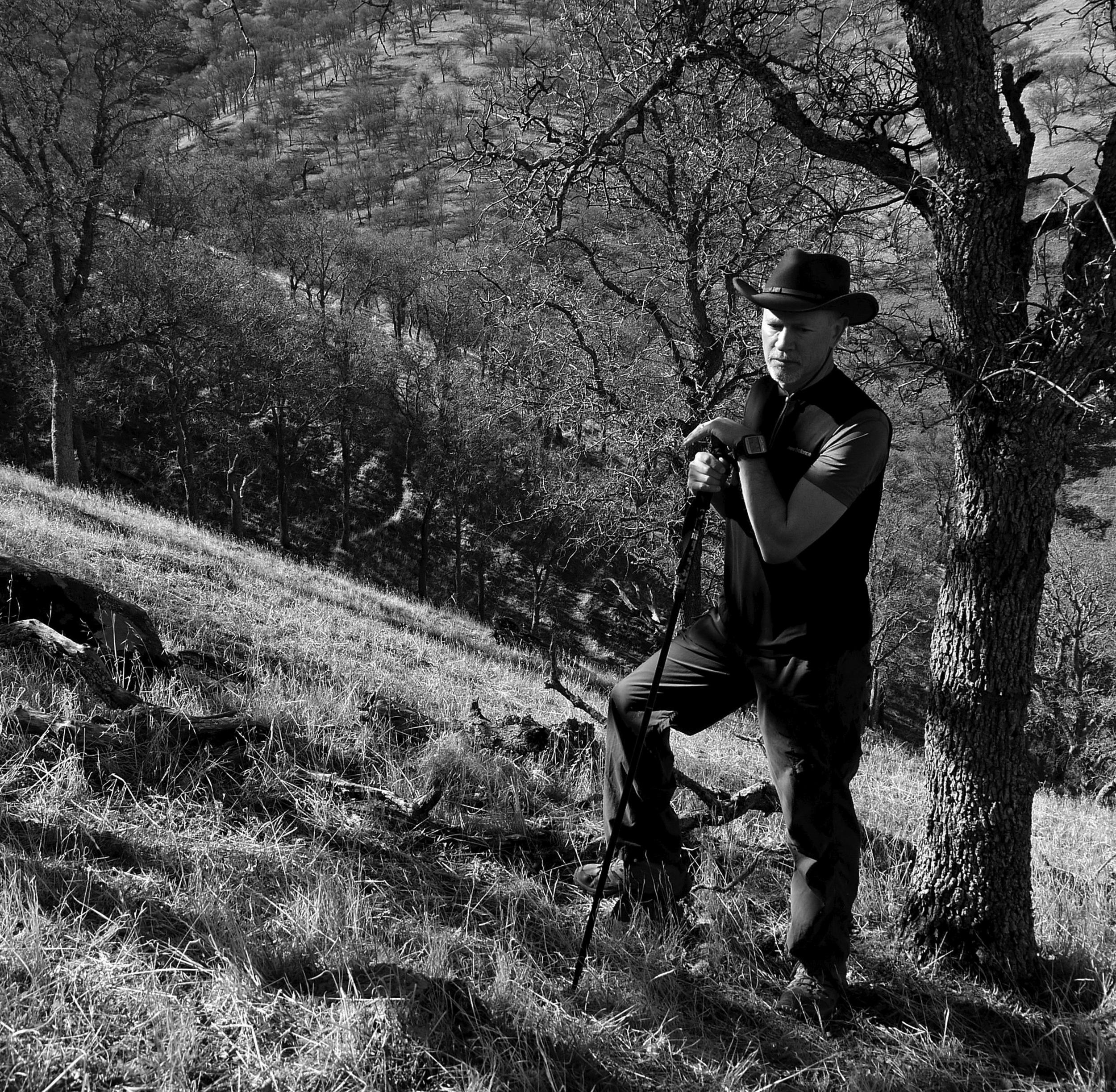 Stonemound Ridge, Round Valley Regional Preserve.