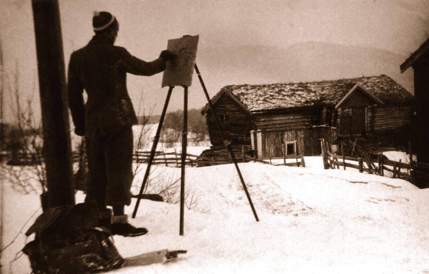 Dad Norway Painting sepia copy.jpg