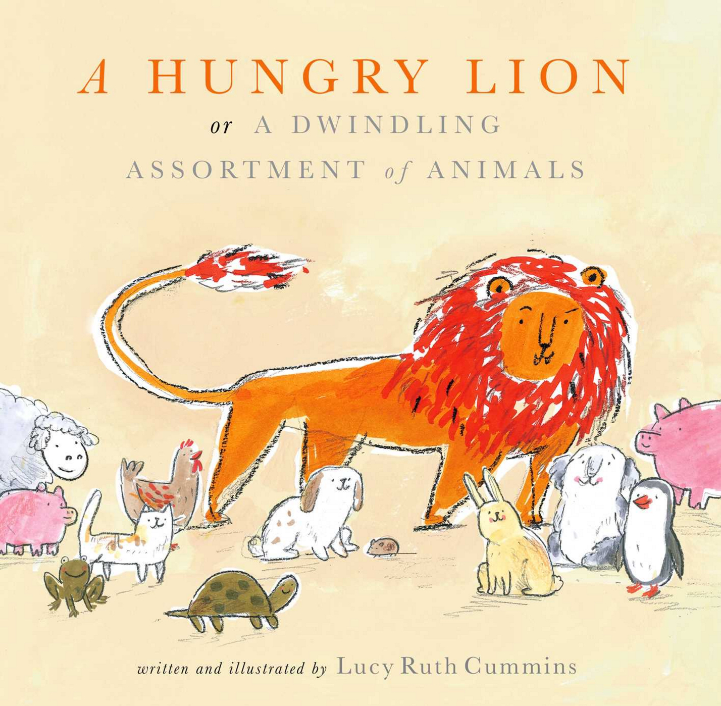 A Hungry Lion, or A Dwindling Assortment of Animals , Lucy Ruth Cummins