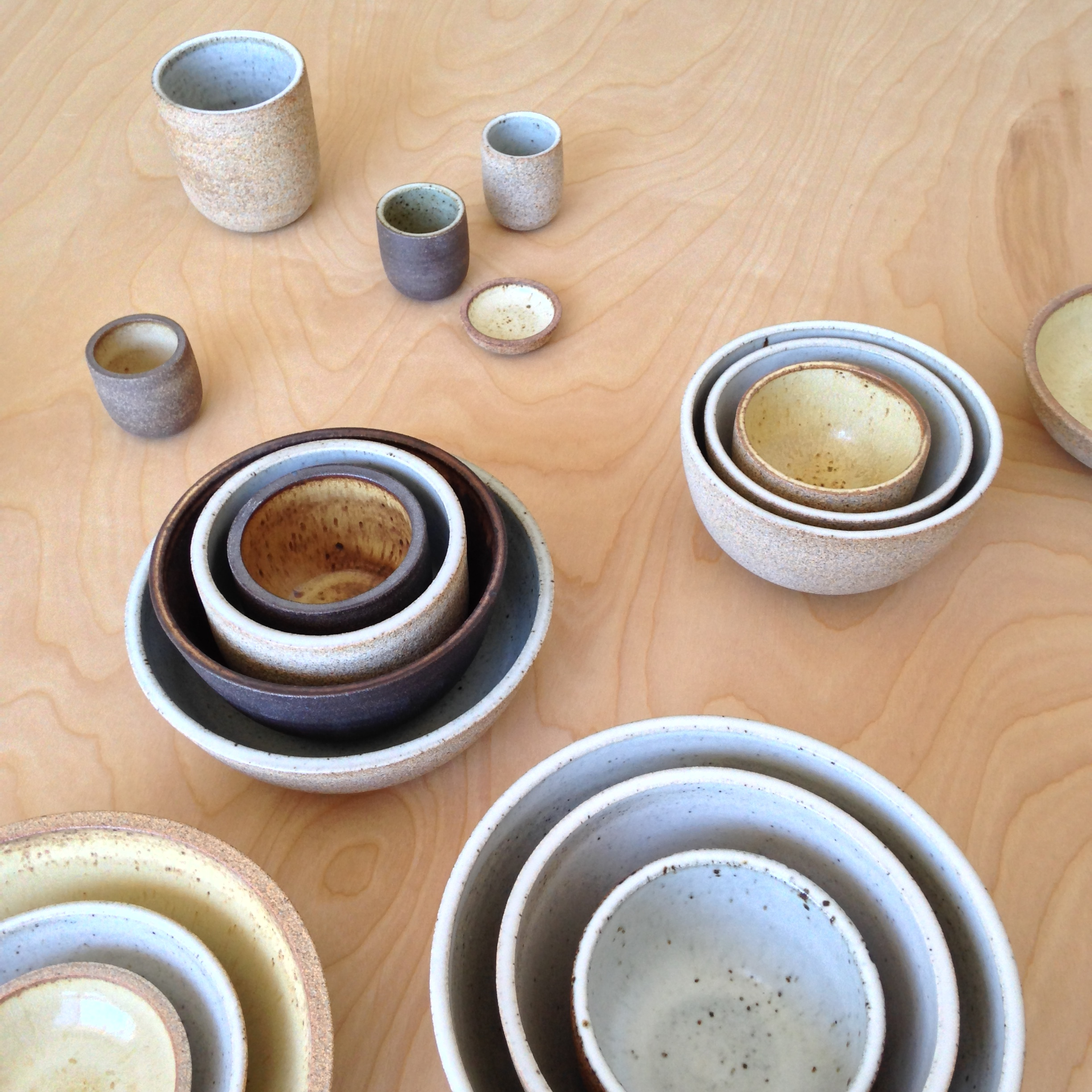 Julie Cloutier ceramics