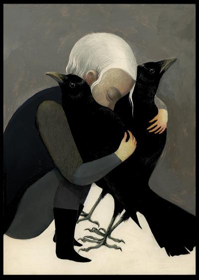 artwork by © Elizabeth Haidle