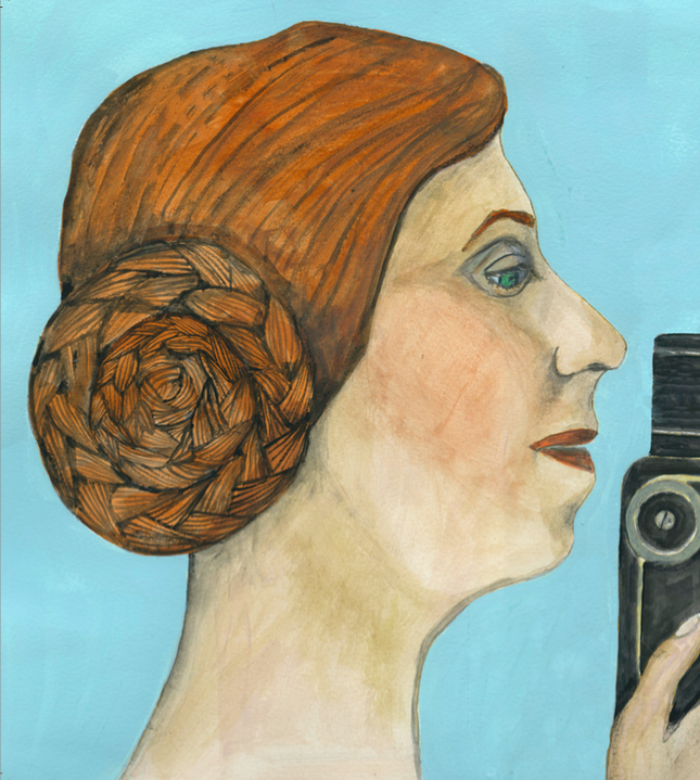 Iomogen  by Amy Novesky, illustrated by Lisa Congdon