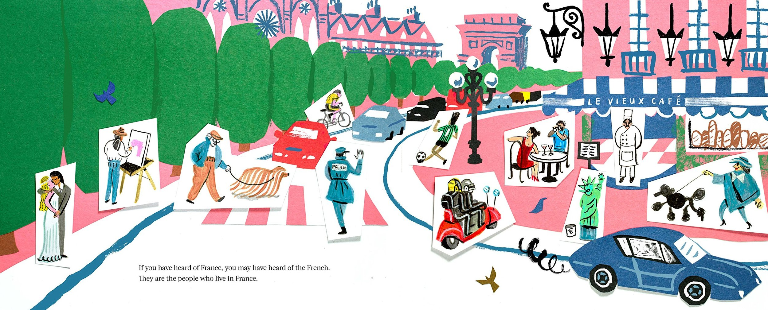 Her Right Foot  by Dave Eggers, illustrated by Shawn Harris