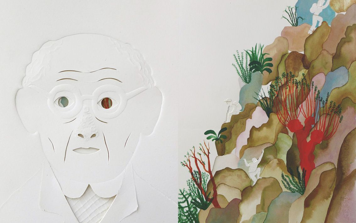 The Forest  by Riccardo Bozzi, Violeta Lopiz, Valerio Vidali