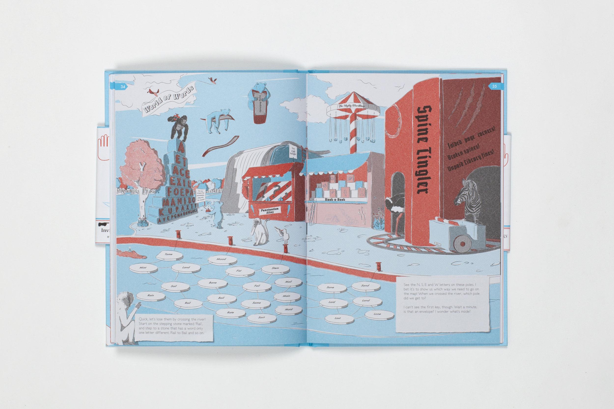 Hoakes Island  by Ian Friel and Helen Friel