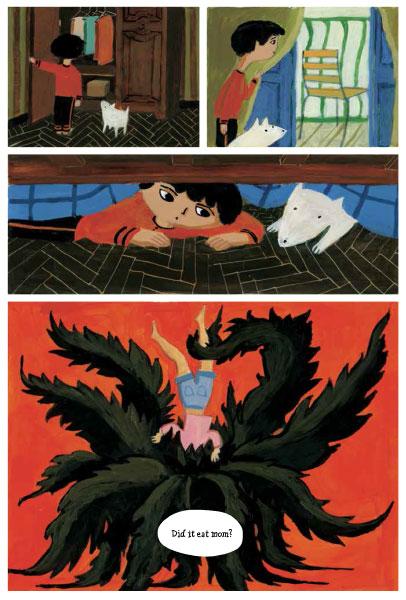 That Night, a Monster  by Marzena Sowa and Berenika Kolomycka