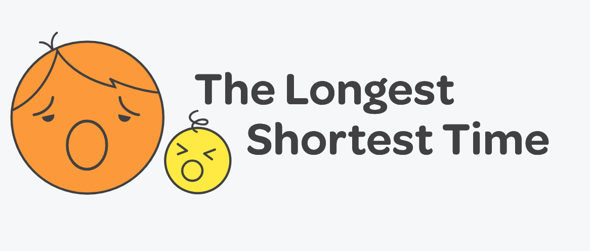 The Longest Shortest Time  is an award-winning podcast about parenthood in all of its forms. But you don't need to be a parent to listen.