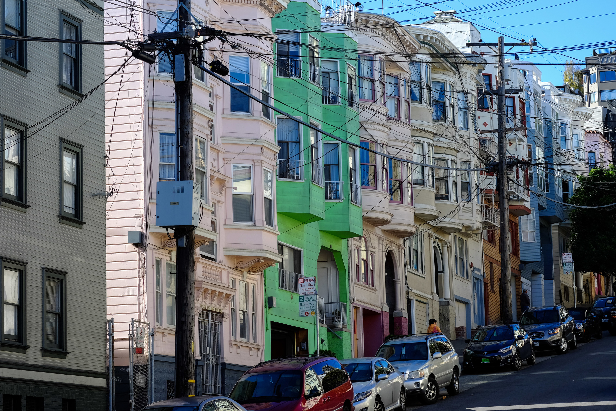 The Green House in San Francisco's North Beach