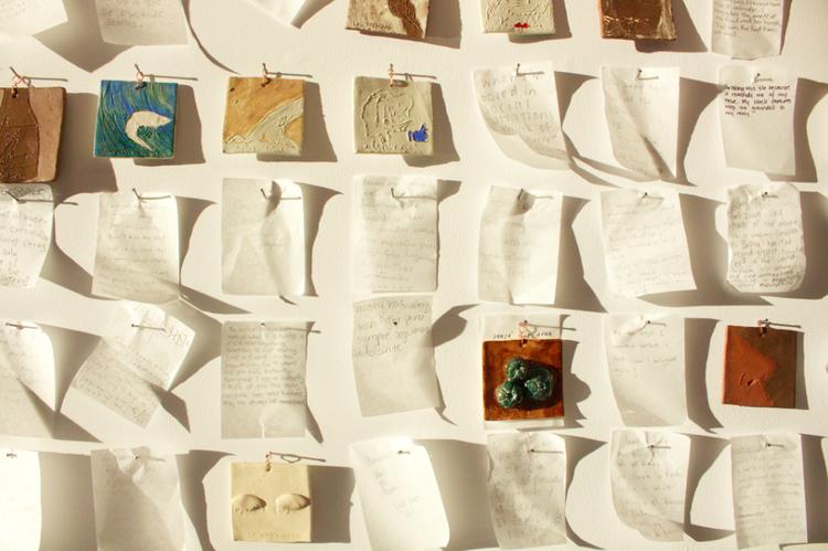 Recolecciones en Movimiento by Mariana Bolaños Inclan