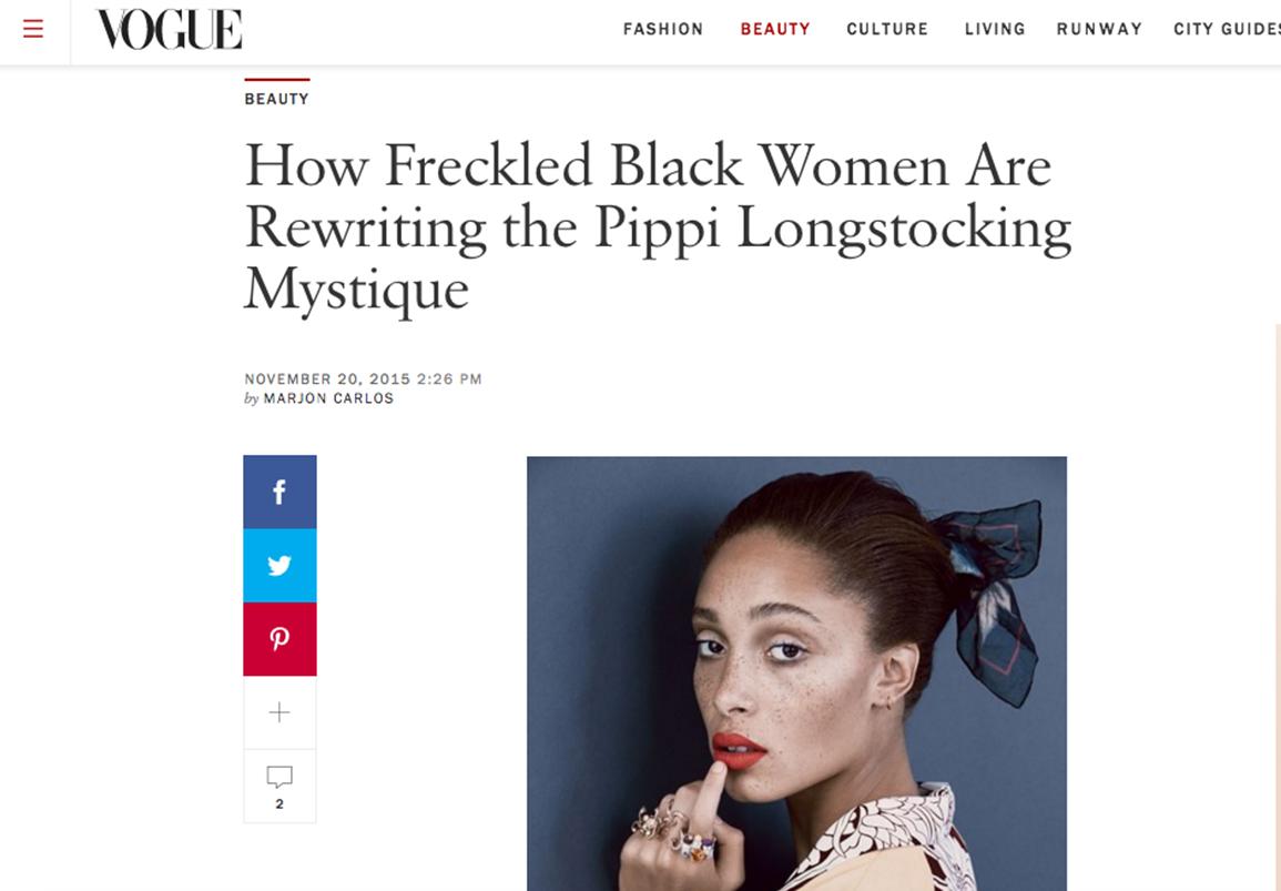 Vogue | November 2015