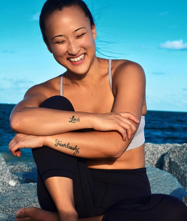 JULIANNE AERHEE |  Yoga Leader  Based in Miami, she's bringing the heat and energy of a powerful deep practice to our daily sunset yoga sessions!