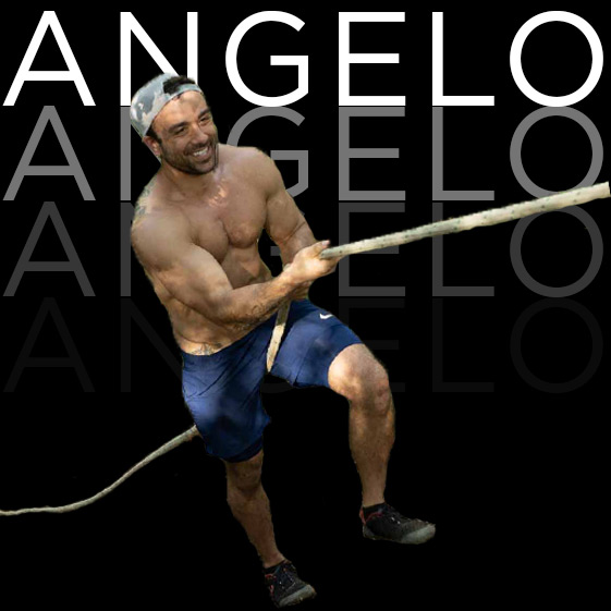 ANGELO GRINCERI | Trainer   With an extensive knowledge of the human body, Angelo is like a doctor of muscles. Ask him anything and he'll give you an encyclopedia of answers to it. Catch him developing the training curriculum for trainers at Performix House in NYC.