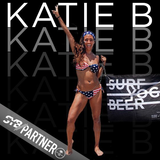 KATIE B | Fitness Coach   Living and spreading sweat+love in San Diego, Katie Burke is an all around badass and professional in the field of yoga and bootcamp. She's been with SYB through Belize and Cuba and always has her smiles set on you!