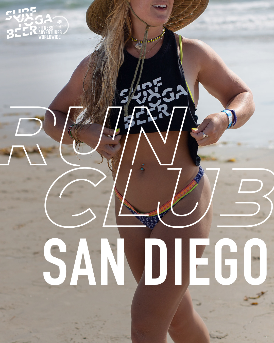 MORE INFO ON SAN DIEGO RUN CLUB     Free     TUESDAYS 6:00PM -    Lululemon UTC