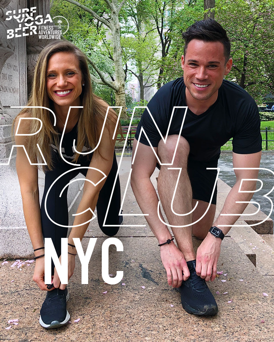 MORE INFO ON NEW YORK RUN CLUB      Membership $250 / Drop in's $20     TUESDAYS 7:00pm -    Time Warner Lululemon     THURSDAYS 7:00pm -    Hudson Yards Rhone     SATURDAYS 10:30am -    Hudson Yards Rhone