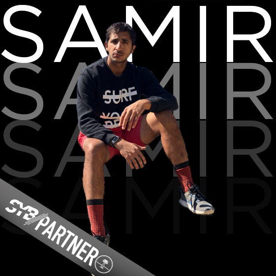 CFO Numbers Man   Finding pleasure in excel sheets and large data, Samir is here finding ways of taking SYB global. You'll find him on our adventures looking for ways to make the experience ever better, from fresh water after workouts to tequila shots on our nights out!   SAMIR'S INSTAGRAM