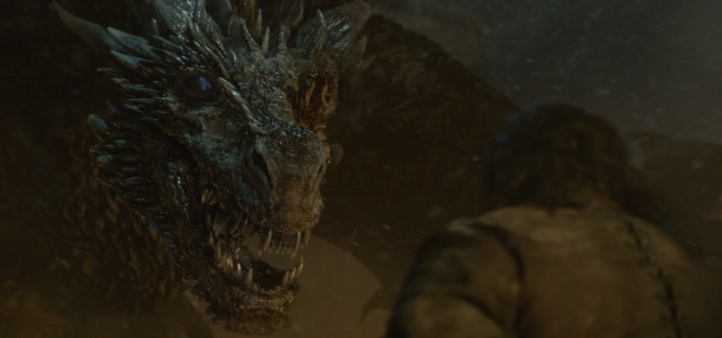 Game of Thrones Season 8 - Viserion