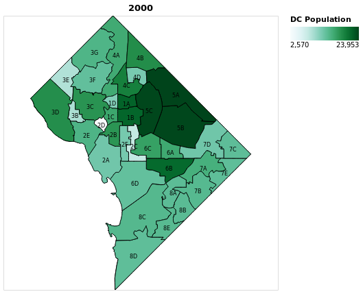 Creating Choropleth Visualizations with ALtair