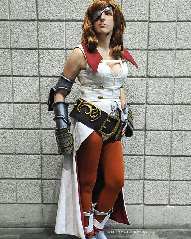 **Crossposted from @meryucosplay // In case you missed it, I have a new Instagram account dedicated to my cosplay endeavors! Follow me: @meryucosplay  Here's the full body shot of my General Beatrix cosplay that I debuted at Naka-Kon! Everything except the tights and shoe base were made by me. Mask, armor, and belt base/details are all EVA foam. Wig was a couple cheapies I wefted together and styled. Sewing pattern for the coat base was McCall's M6819 and heavily tweaked to get the right shapes. This has been a dream cosplay of mine for many years and I'm so proud of myself despite not placing in competition. 💕I learned so much in making/wearing it and I have a lot of updates planned already. 😏