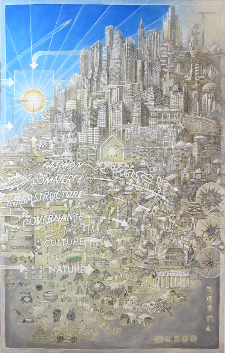 EcoSystems - City (v.2.1)