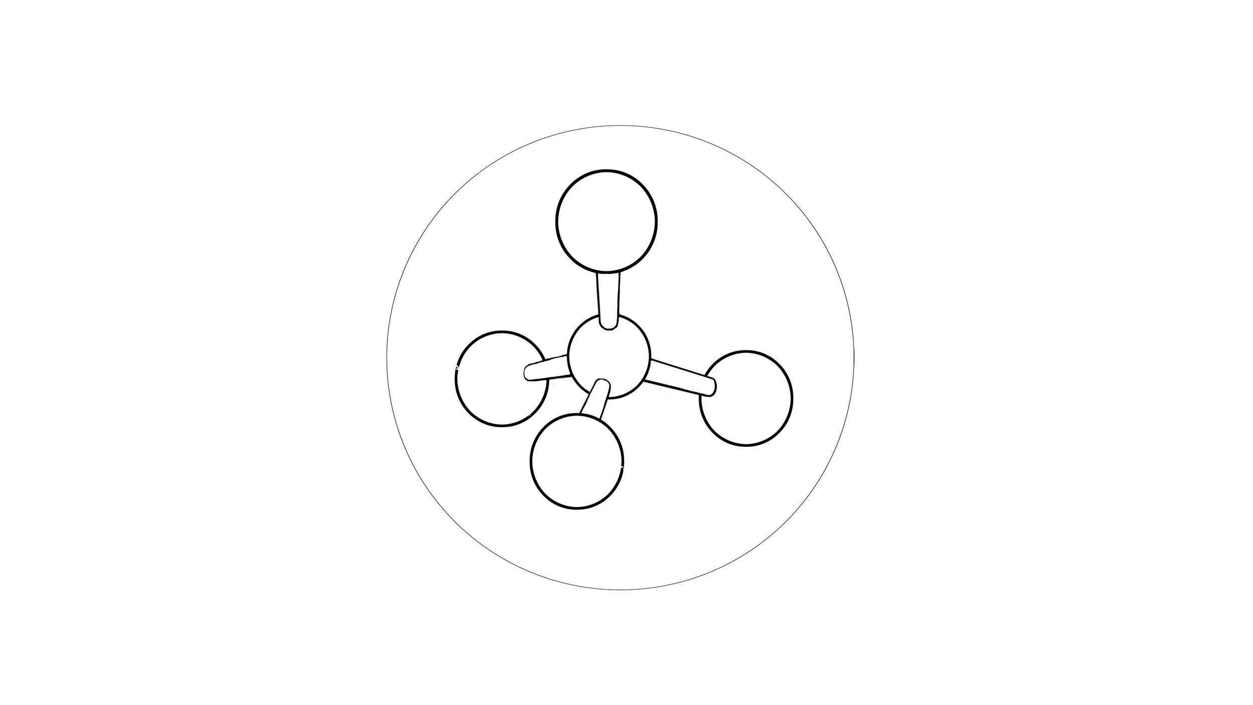molecule ( quartz )