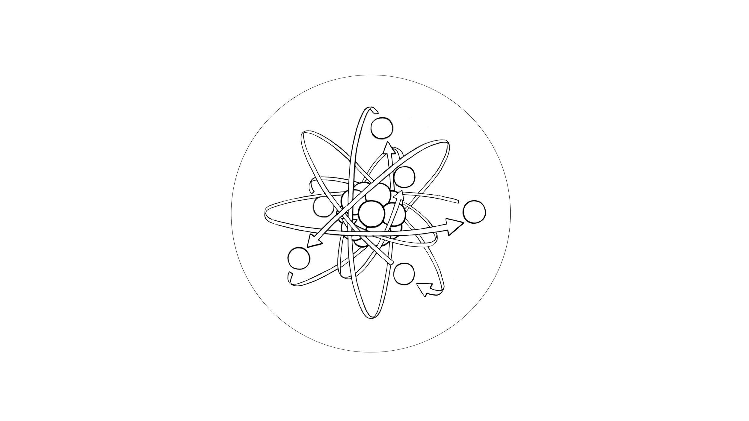 atom ( carbon )