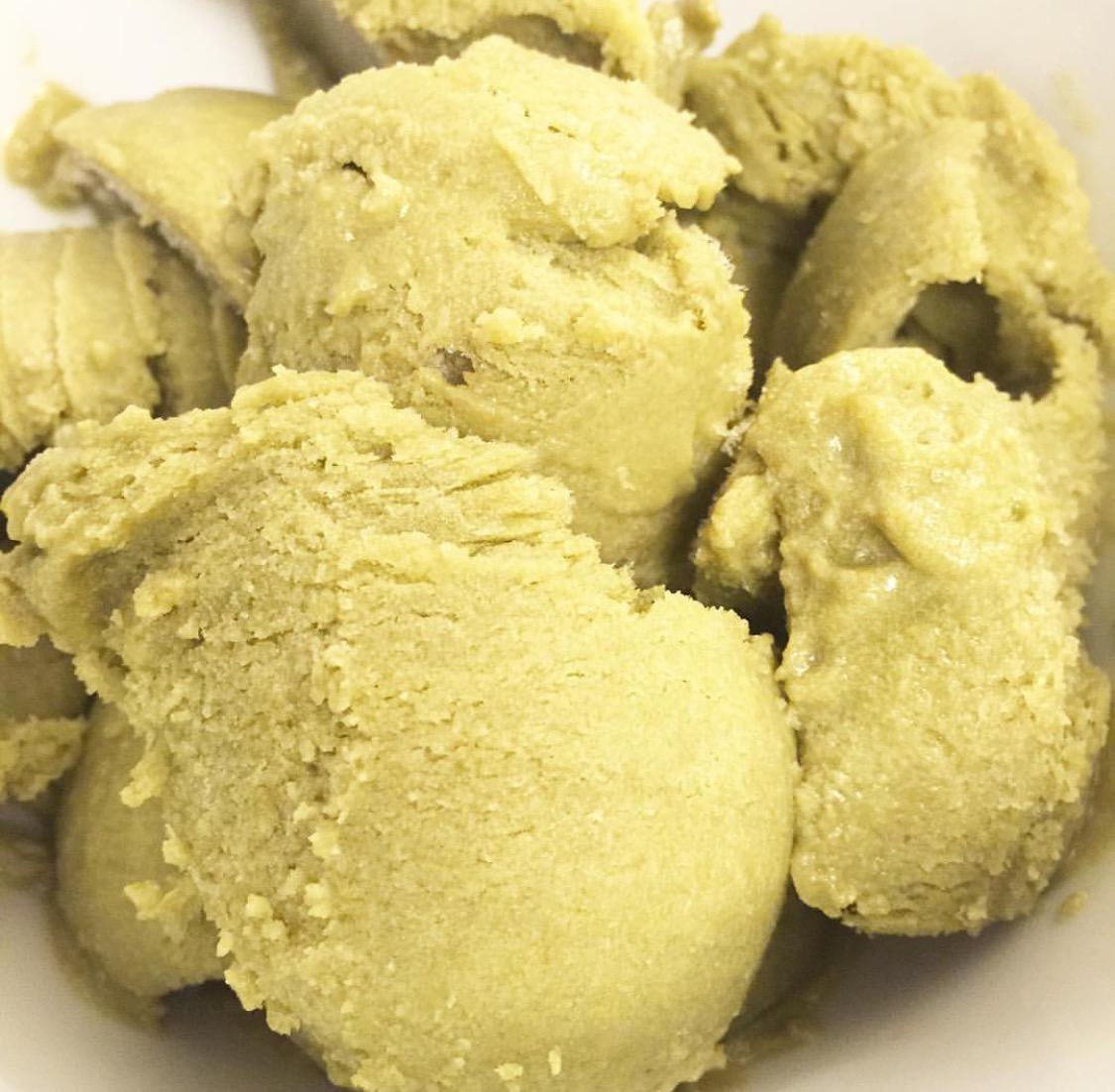 Vegan Avocado Matcha Ice Cream