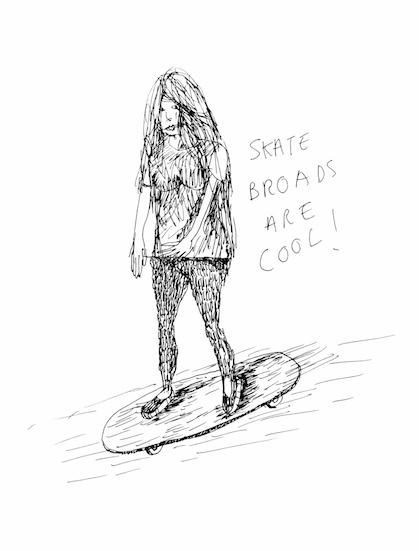 skate broads