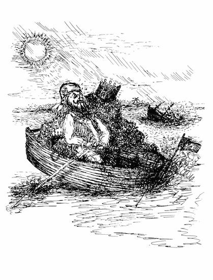 the prosorous pirate