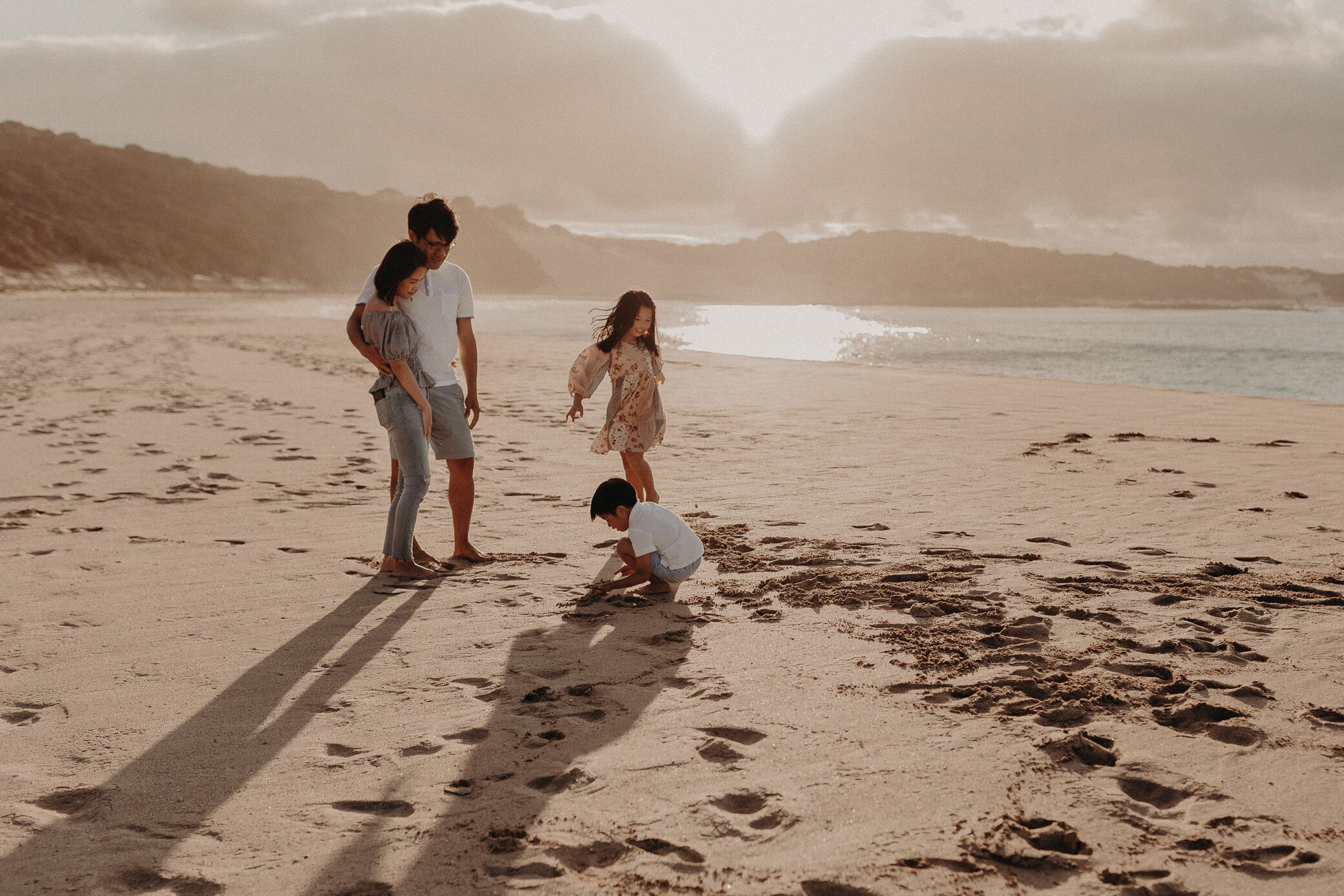 family-photographer-beach-dunsborough
