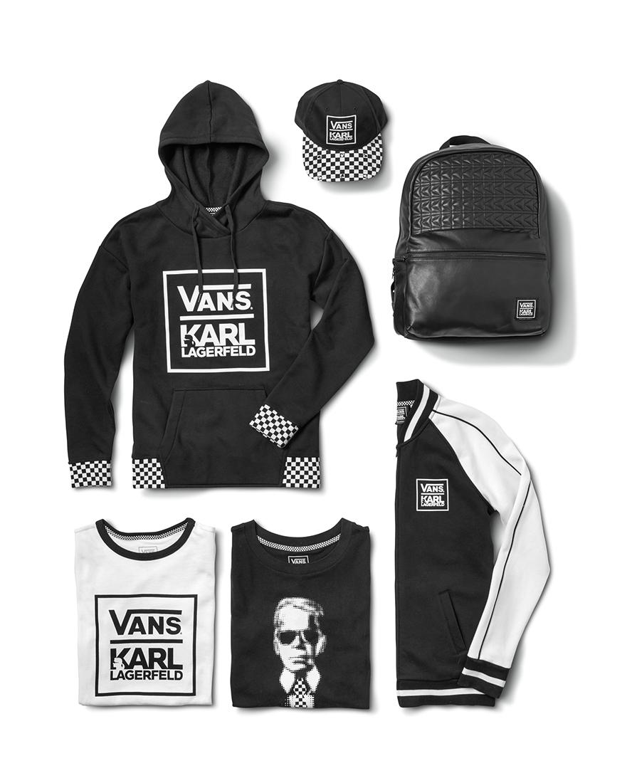 Vans x Karl Lagerfeld is Happening — MCQUEENISMYPAPI