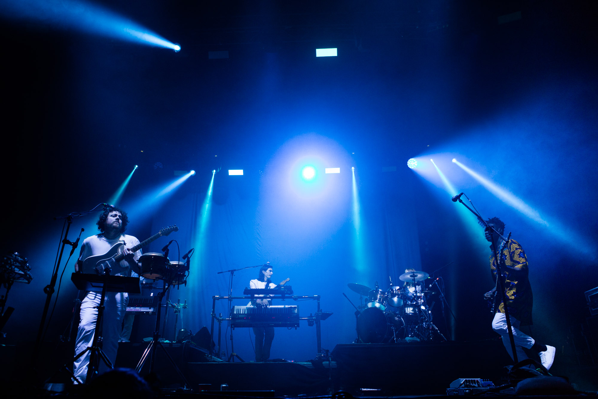 """METRONOMY's """"The Look"""" was the perfect ending to the perfect first day of FEP2018"""