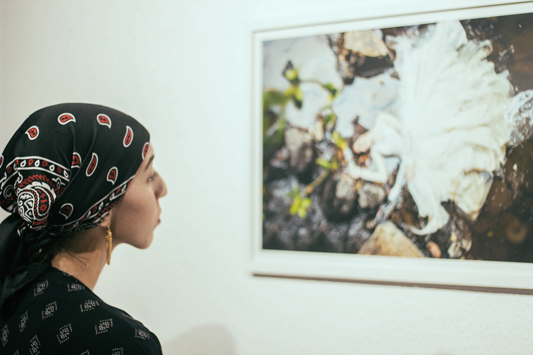 Photos courtesy of the  Museum of Contemporary Art