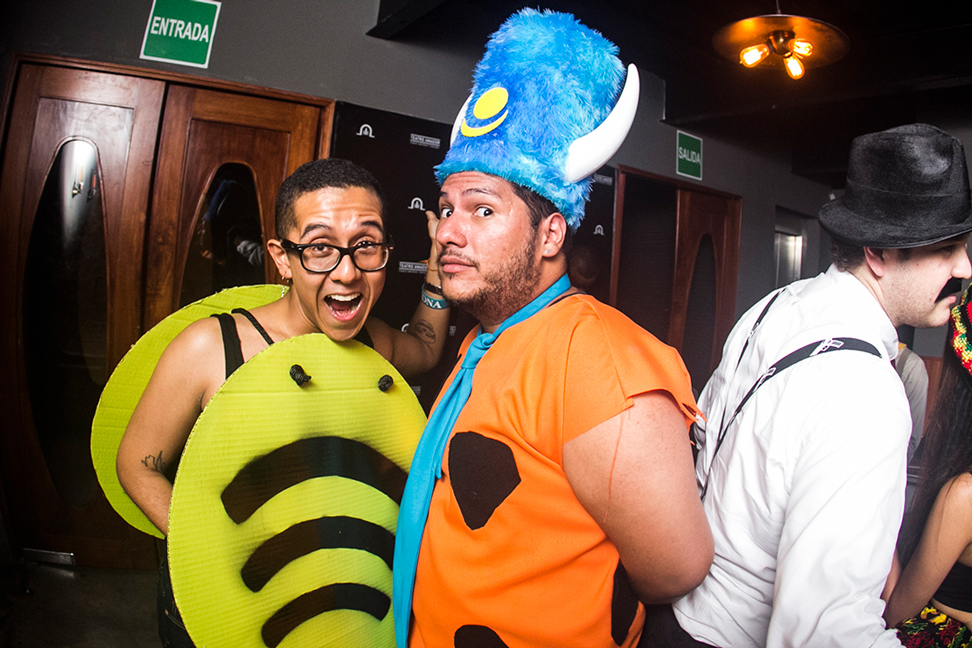 that year I dressed as Spotify and every fucking one thought I was a Wi-Fi hotspot