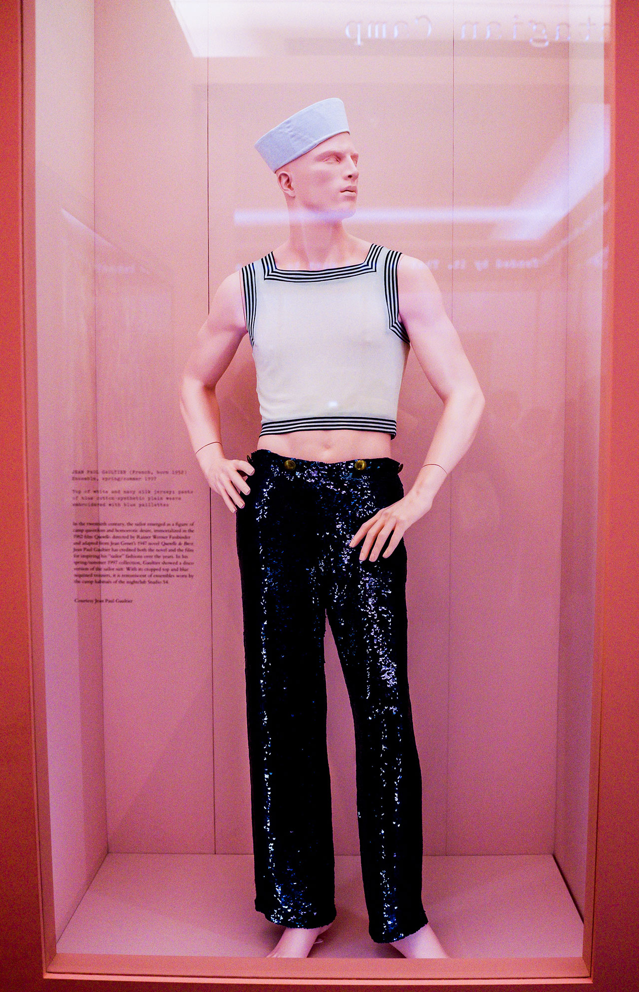 Jean Paul Gaultier, Spring 1997.