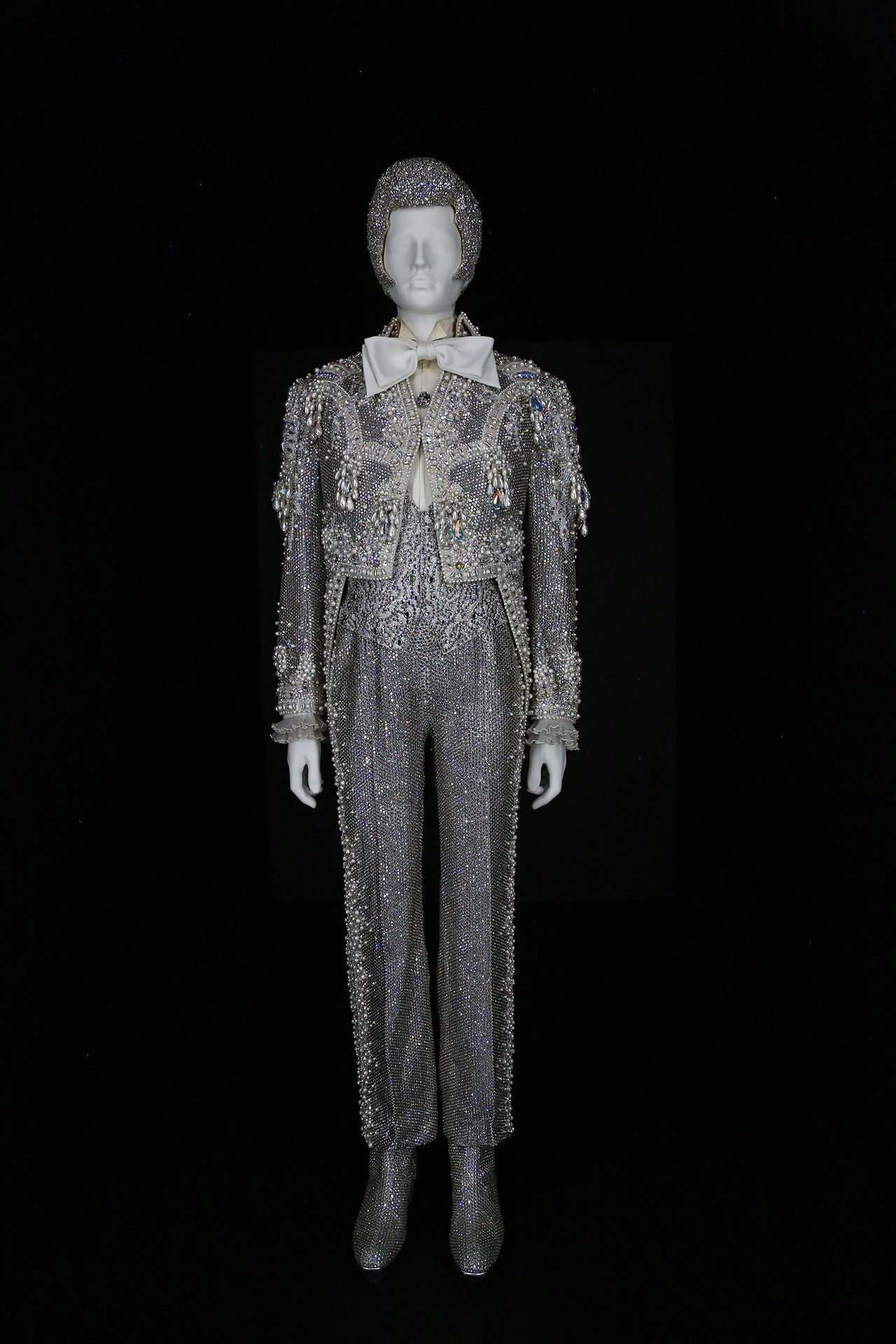 Michael Travis Liberace costume, 1982.
