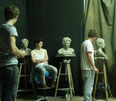 Evening Portrait Course