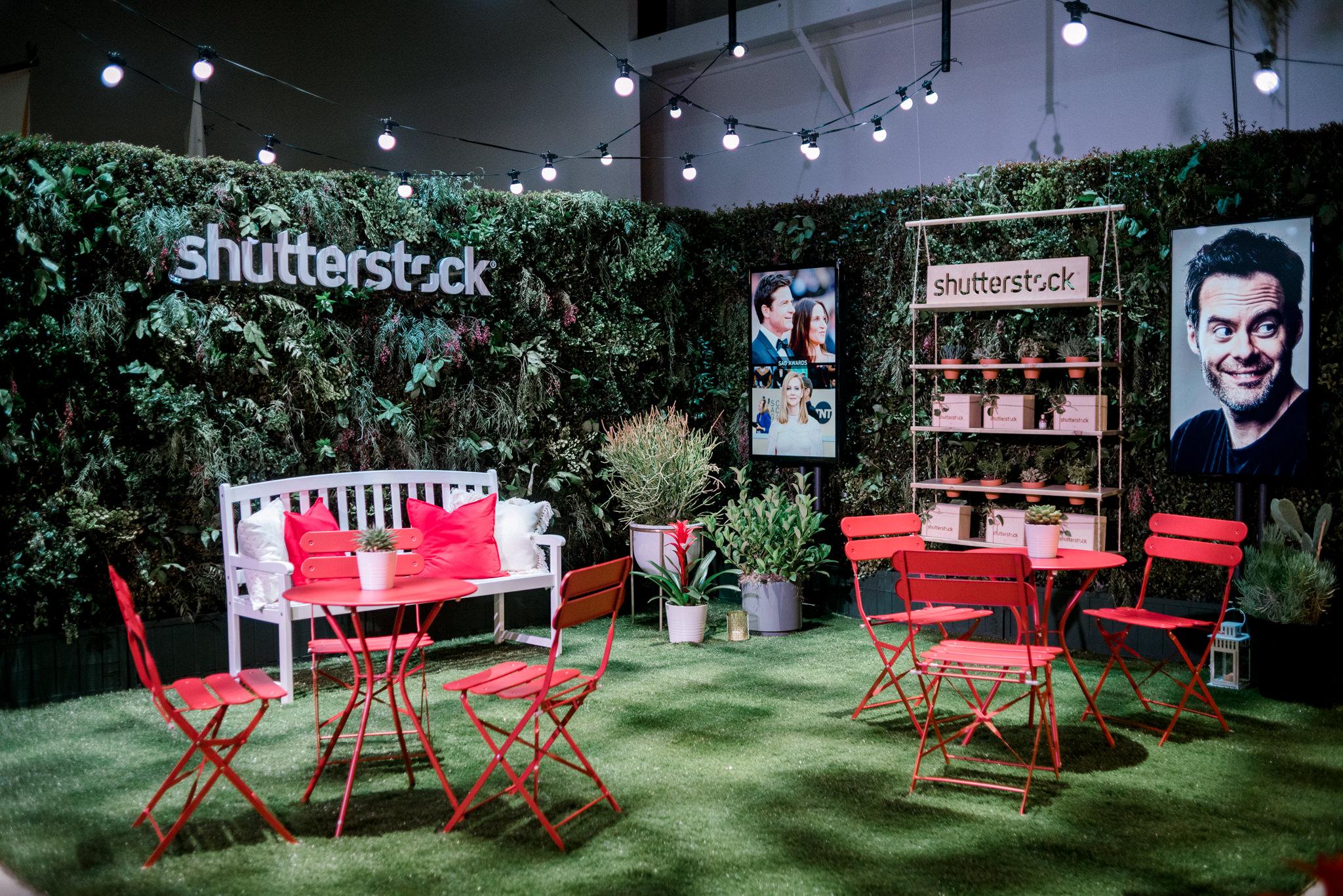 Shutterstock // Sponsorship Activation
