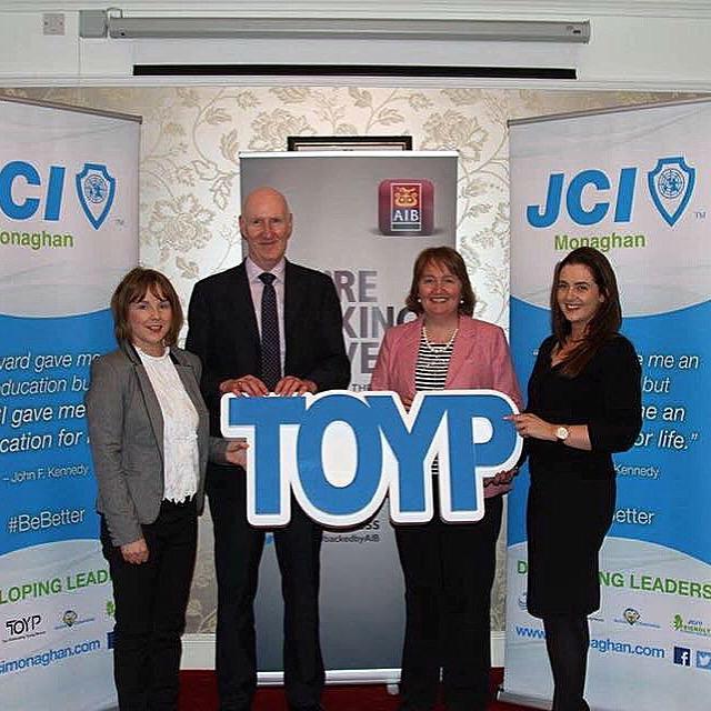 JCI Monaghan launching TOYP this week