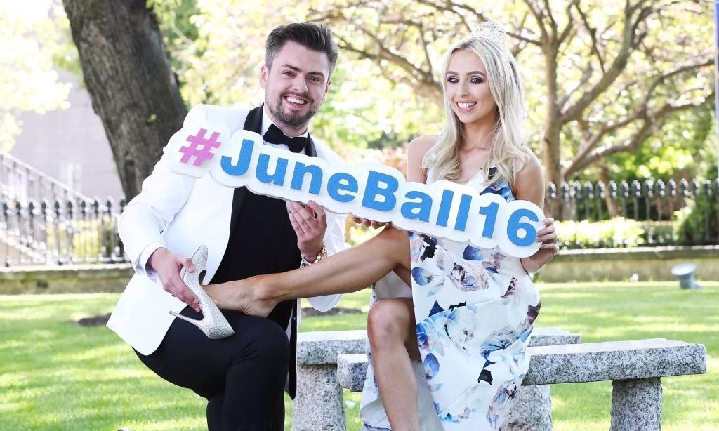 June Ball 2016 Props
