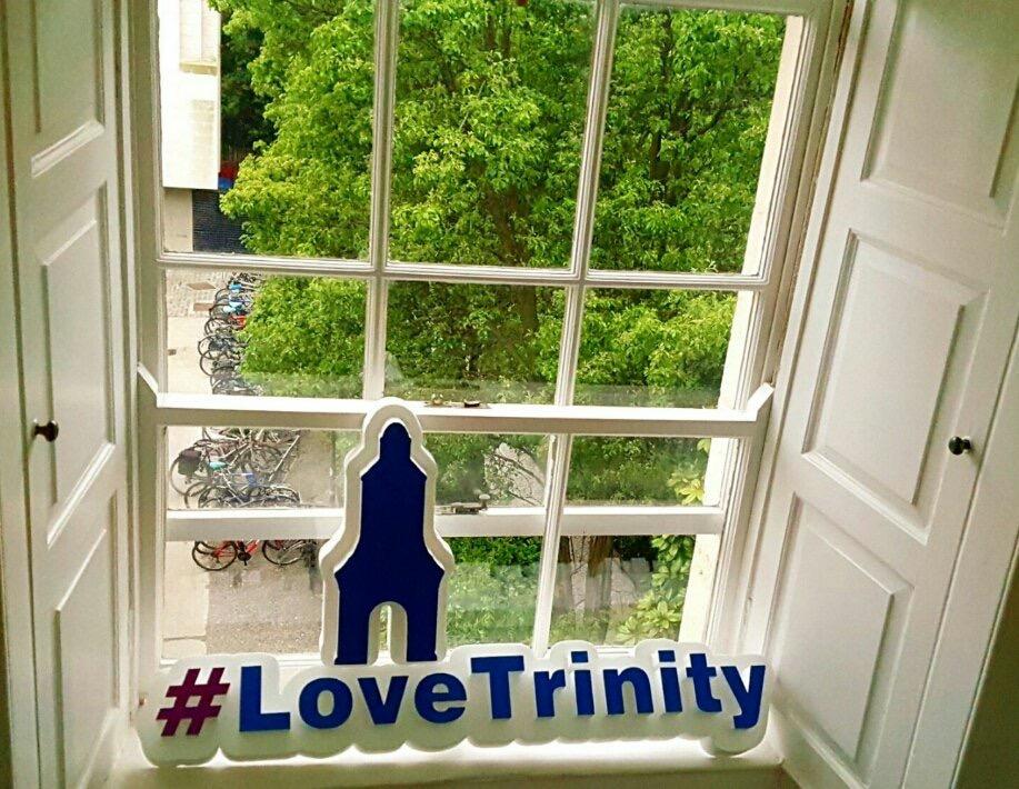 Trinity College Dublin Props