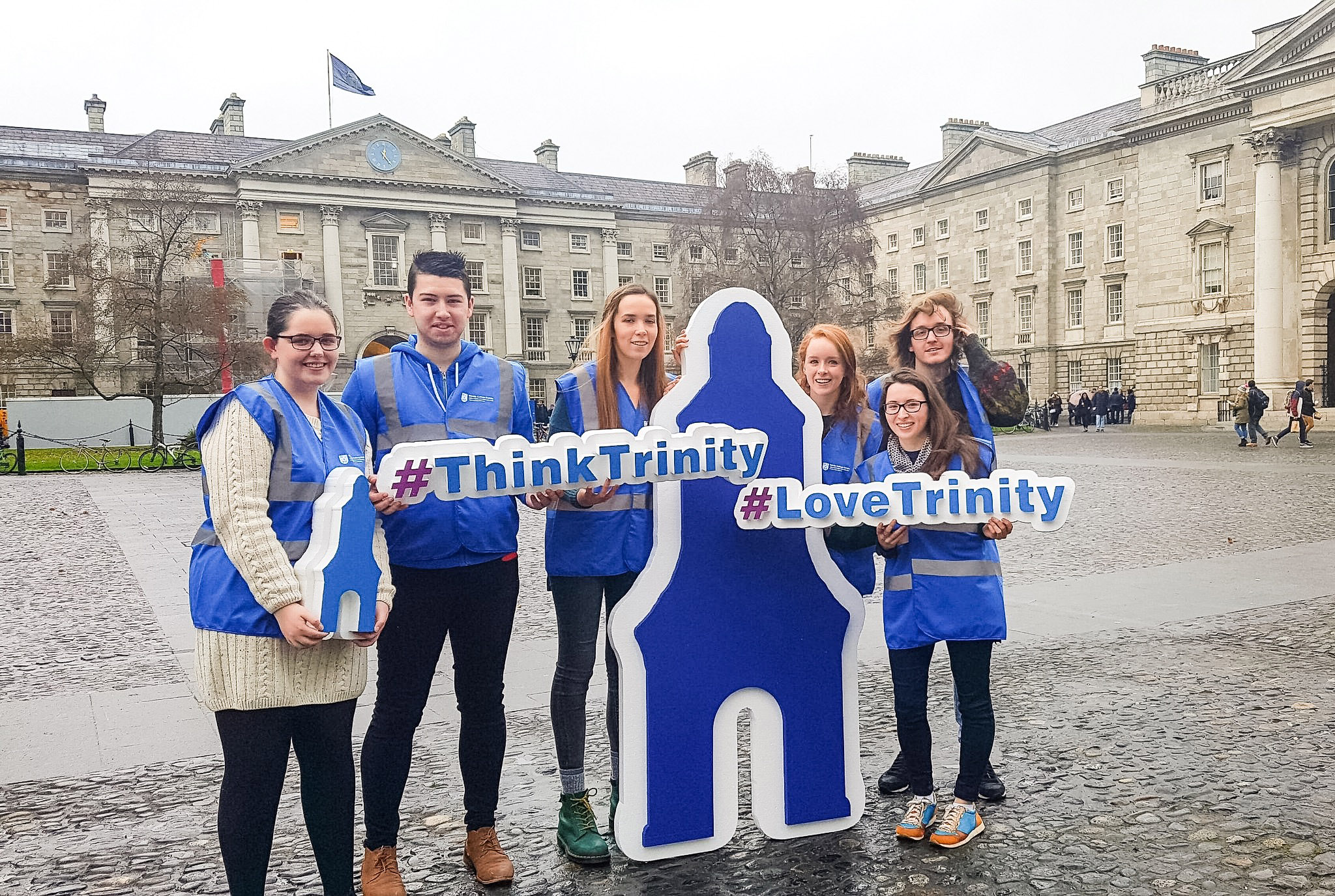 Trinity College Dublin - Open Day 2016