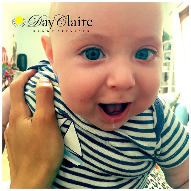 Hi world! 🤤 I am having a great time with my DayClaire nanny!! 💛 👶🏼 book your nanny anytime   📩 info@dayclaire.com