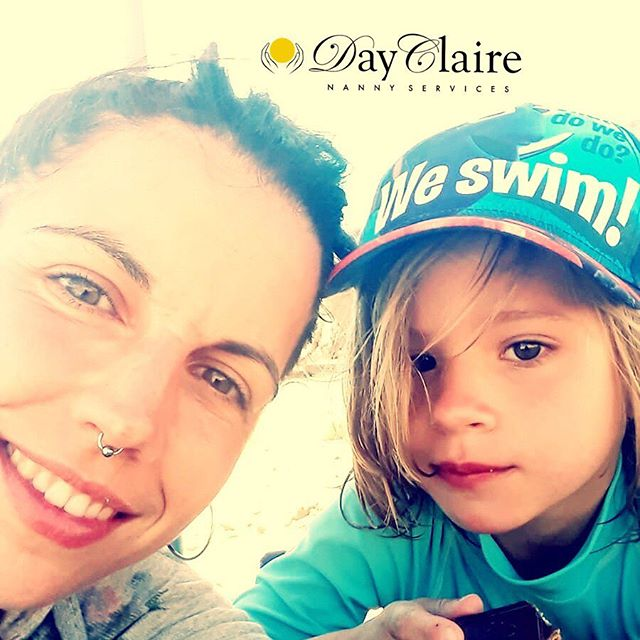 Our nannies help your kids be safe in and around the water! 🐬 👧🏼 Book yours now at 📩info@dayclaire.com