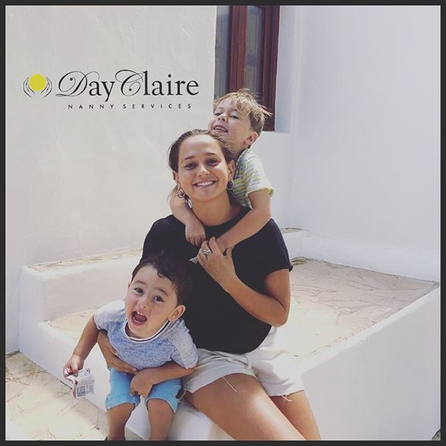 Kids cannot help but love the lovely DayClaire nannies 🥰  Bookings 📩info@dayclaire.com