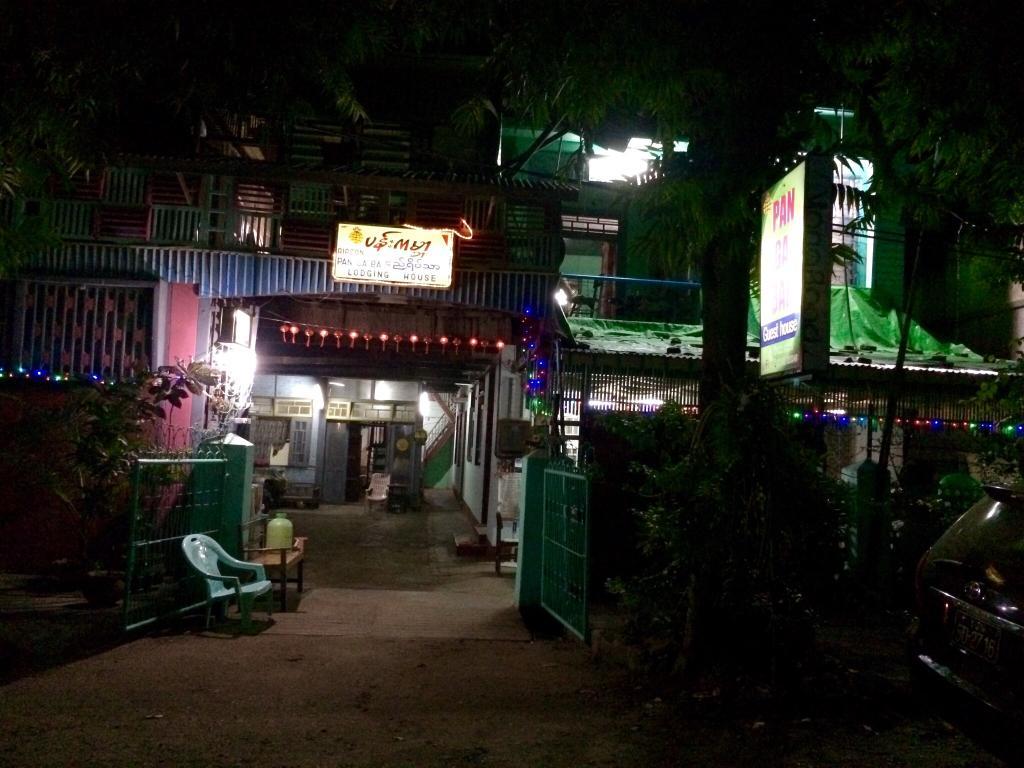 Pan Ga Bar Guest House, 342 Merchant Street,Pyay
