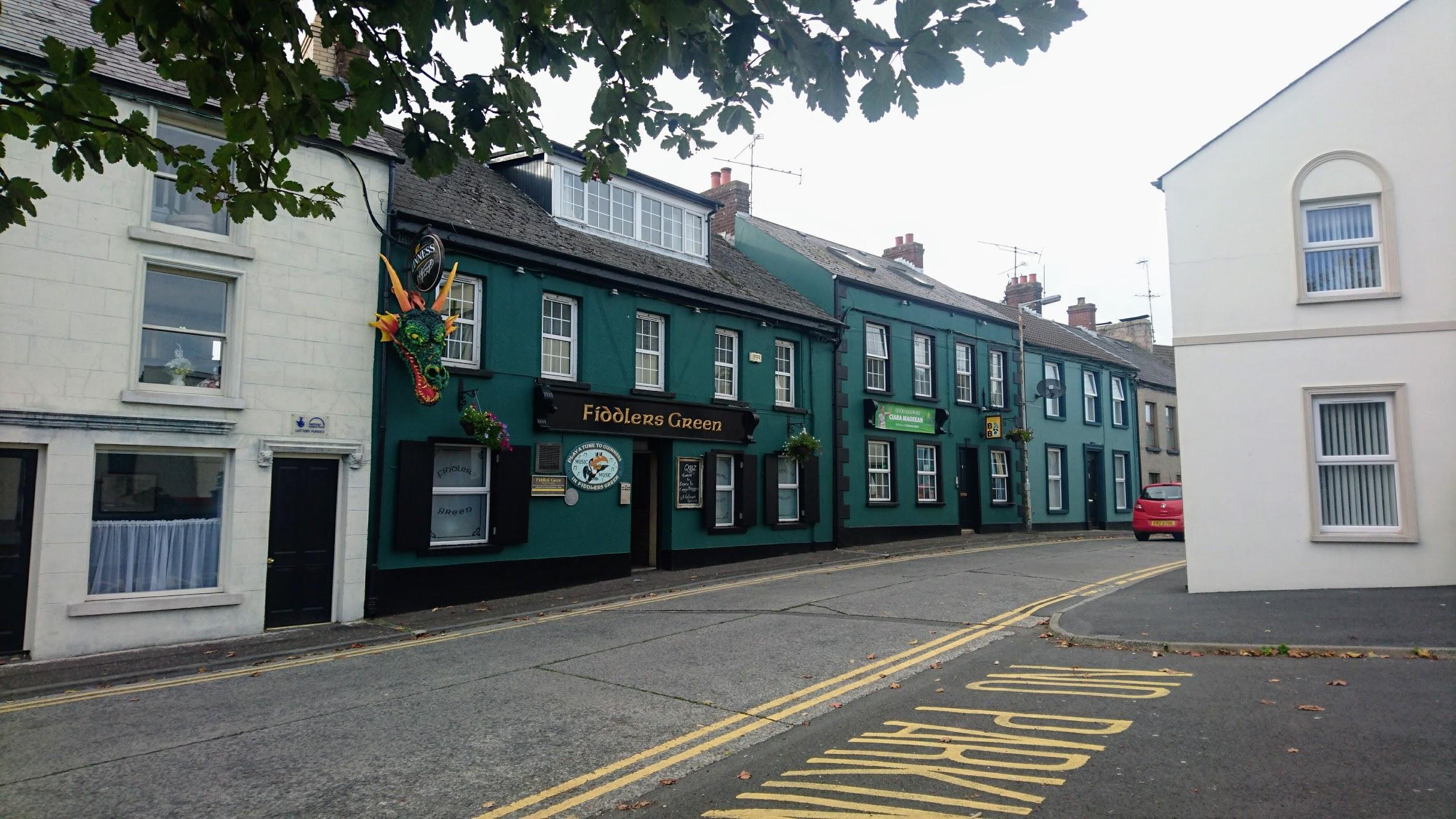 The Fiddlers Green,10 Church St, Portaferry, Newtownards BT22 1LS, UK,+44 28 4272 8393